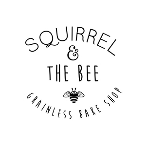 Squirrel And Bee